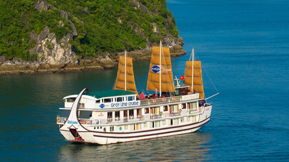 10 best Halong Bay Cruises