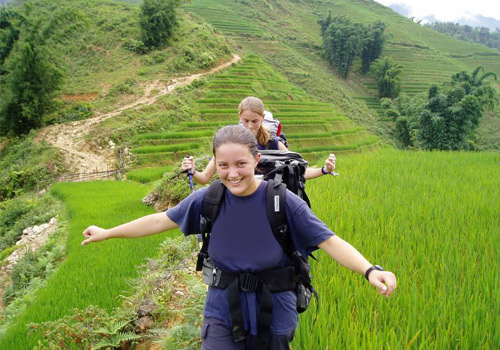 Sapa Moderate Trek - 4 Days