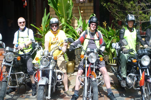 National Park Easy Rider Tour