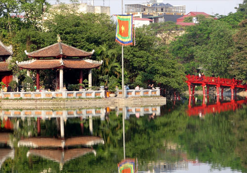 Hanoi Morning City Tour