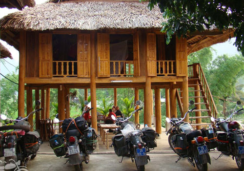 SAPA MOTORBIKE 2DAYS HOMESTAY
