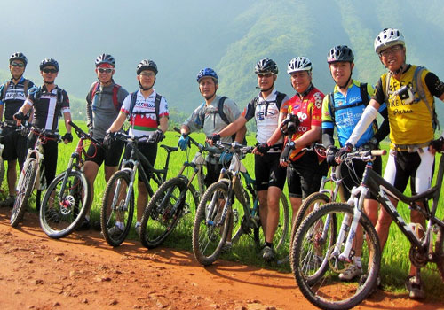 SAPA TREKKING AND BIKING HOMESTAY 2D3N